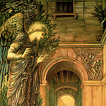 The Annunciation, Sir Edward Burne-Jones