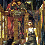 King Cophetua And The Beggar Maid, Sir Edward Burne-Jones