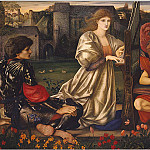 Chant d'Amour , Sir Edward Burne-Jones