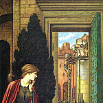 Danae And The Brazen Tower, Sir Edward Burne-Jones