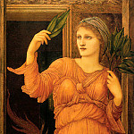 Sibylla Delphica, Sir Edward Burne-Jones