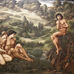 Giardino di pan, Sir Edward Burne-Jones