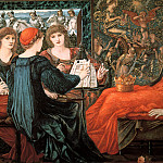 ger-EdwardBurnJones-LausVeneris, Sir Edward Burne-Jones
