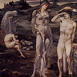 Sir Edward Burne-Jones 001, Сэр Эдвард Бёрн-Джонс
