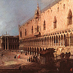 Doge Palace, Canaletto (Giovanni Antonio Canal)