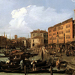 CANALETTO The Molo Looking West detail, Canaletto (Giovanni Antonio Canal)