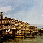 Grand Canal, Canaletto (Giovanni Antonio Canal)