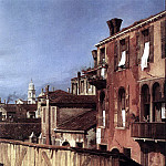 CANALETTO The Stonemasons Yard detail, Canaletto (Giovanni Antonio Canal)
