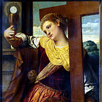 Moretto da Brescia. Allegory of Faith, part 08 Hermitage