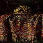 part 08 Hermitage - Maltese, Francesco. Still life with oriental carpet