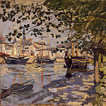 Monet, Claude. Seine at Rouen, Claude Oscar Monet