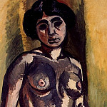 Matisse, Henry. Nude. Black gold, part 08 Hermitage