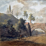 part 08 Hermitage - Michaud, Theobald. Landscape Arch