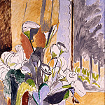 Matisse, Henry. Flowers. Calle, part 08 Hermitage