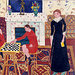 part 08 Hermitage - Matisse, Henry. Family Portrait