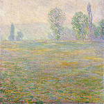 Monet, Claude. Meadows at Giverny, Claude Oscar Monet