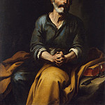 part 08 Hermitage - Murillo, Bartolome Esteban. Repentance of Peter the Apostle