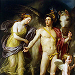 part 08 Hermitage - Mengs, Anton Raphael. Perseus and Andromeda