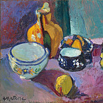 Matisse, Henry. Dishes and Vegetables, Henri Matisse