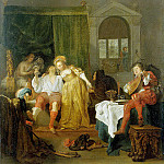 part 08 Hermitage - Metsu, Gabriel. Prodigal son