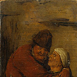Molenaar, Jan Minzah. The old man and woman, part 08 Hermitage