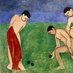 part 08 Hermitage - Matisse, Henry. Bowling