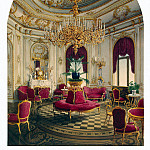 Meyblyum, Jules. Palace of Count PS Stroganov. Corner room, part 08 Hermitage