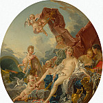 Toilet of Venus, Francois Boucher