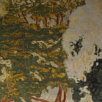 part 02 Hermitage - Bonnard, Pierre - In the Mediterranean Sea. Central panel