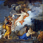 Venus and Aeneas, Sebastien Bourdon