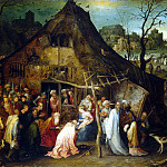 part 02 Hermitage - Brueghel, Jan the Elder - The Adoration of the Magi