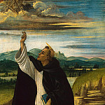 part 02 Hermitage - Botticelli, Sandro - St. Dominic