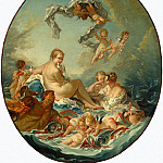 part 02 Hermitage - Boucher, Francois - Triumph of Venus