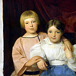part 02 Hermitage - Waldmüller, Ferdinand Georg - Children