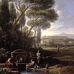 part 02 Hermitage - Bloom, Jan Frans van - Italian landscape