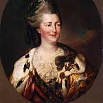 part 02 Hermitage - Brompton, Richard - Portrait of Catherine II