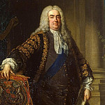 part 02 Hermitage - Vanloo, Jean-Baptiste - Portrait of Sir Robert Walpole