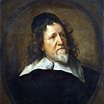 Portrait of Inigo Jones, Anthony Van Dyck