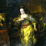 part 02 Hermitage - Bol Ferdinand - Esther and Mordecai