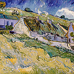 part 02 Hermitage - Van Gogh, Vincent - Cabins