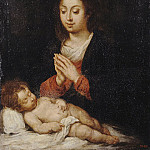 part 02 Hermitage - Bobadilla, Jeronimo de - Madonna with the Christ child asleep