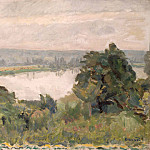 part 02 Hermitage - Bonnard, Pierre - Seine near Vernon