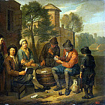 part 02 Hermitage - Bloom, Norbert van - Peasants playing cards