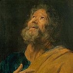 Van Dyck, Anthony – The Apostle Peter, part 02 Hermitage
