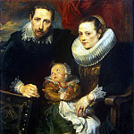 part 02 Hermitage - Van Dyck, Anthony - Family portrait