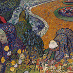 Remembering the garden at Etten, Vincent van Gogh