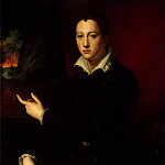 part 02 Hermitage - Bronzino Angelo - Portrait of Cosimo I de Medici