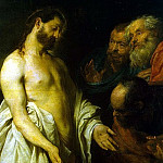 part 02 Hermitage - van Dyck, Anthony - Appearance of Christ to his disciples
