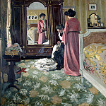 part 02 Hermitage - Vallotton, Felix - Interior