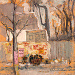 Paris Area, Pierre Bonnard